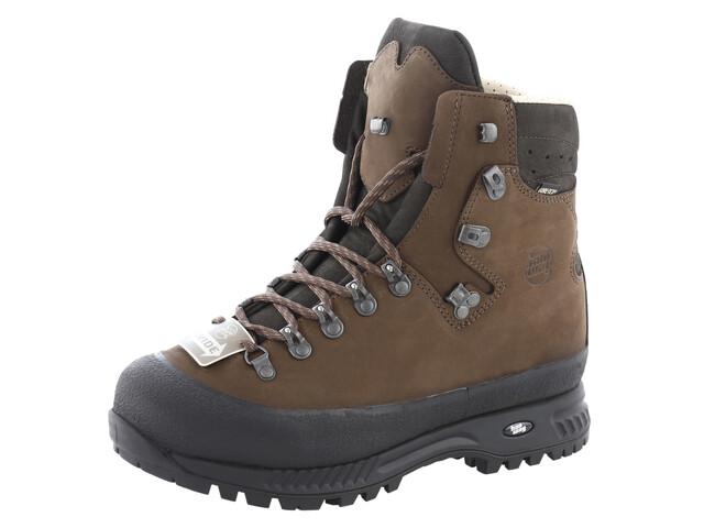 Hanwag Alaska Wide GTX Shoes Men brown